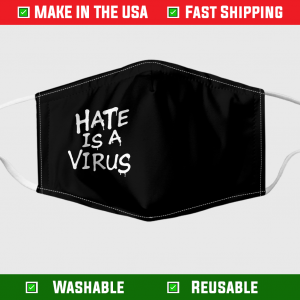 hate-is-a-virus-face-mask